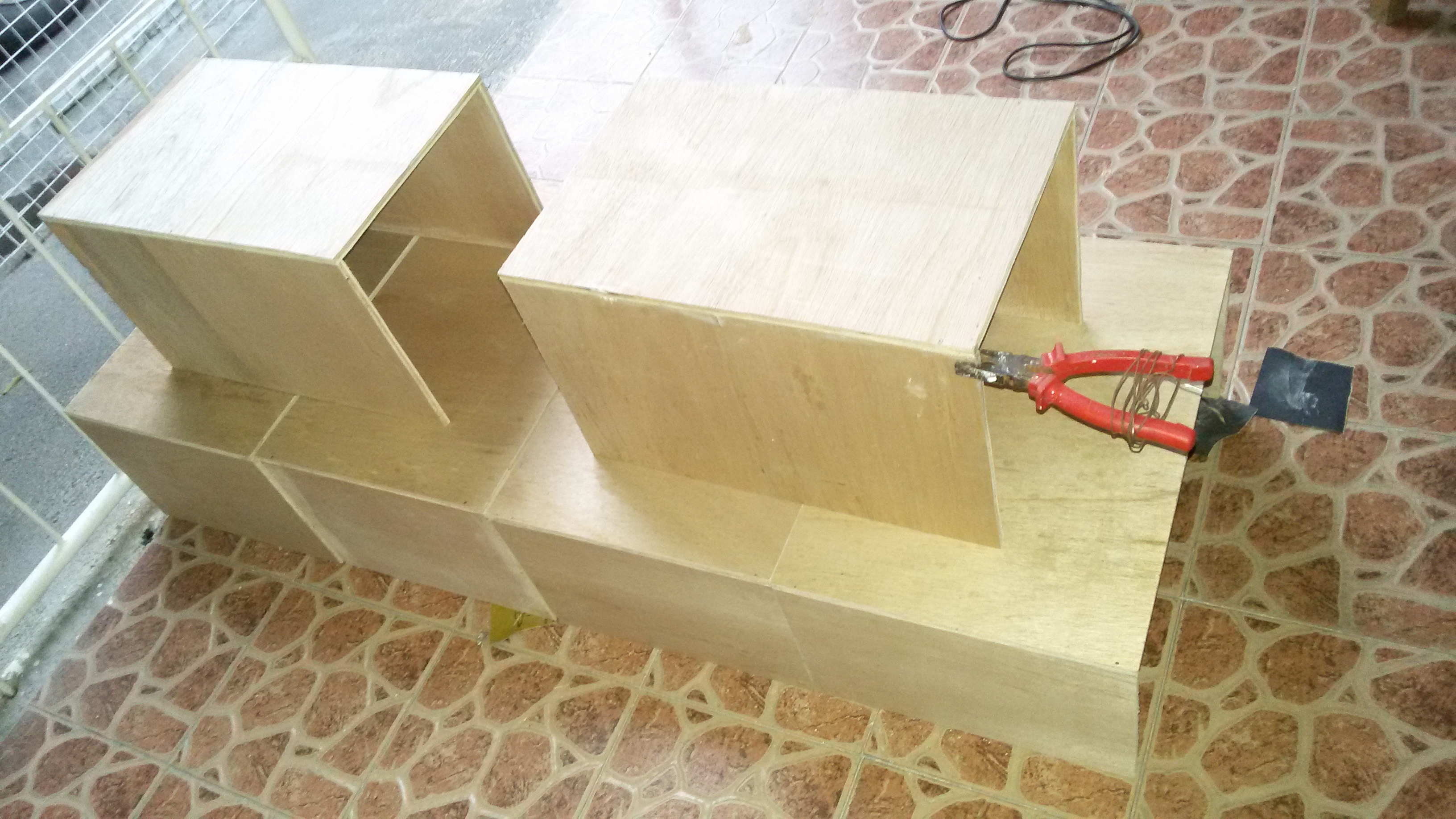 Picture of Making the Drawers