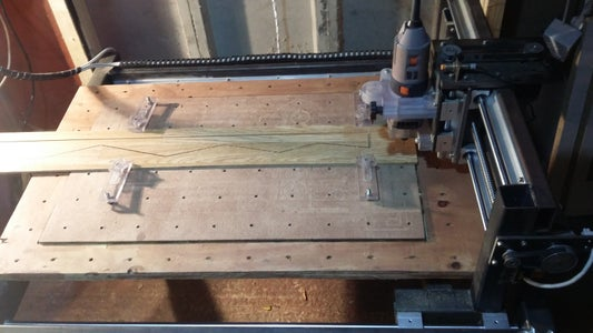 How to Cut Pieces Longer Than Your CNC Router