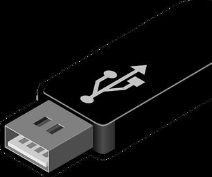 Change USB Icon With NAME