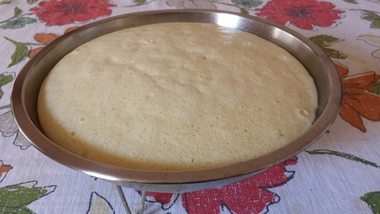 Steamed Cake Part 2: Steaming