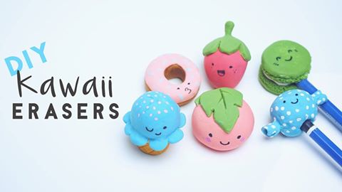 Picture of Kawaii Japanese Food Erasers