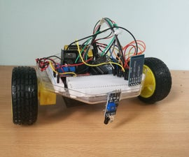 How to Make a Bluetooth Controlled Simplistic RC Car
