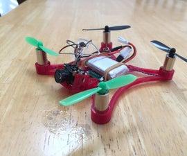 Cheap 105 FPV Micro Quadcopter