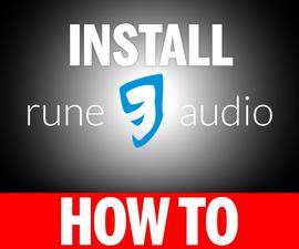How to Install RuneAudio on Raspberry Pi