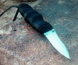 Edible Knife Handle