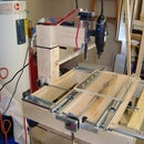Building a drawer slide CNC machine for under $200!