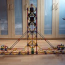 Eagle Arm Lift, a Knex Ball Machine Lift