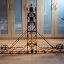 Eagle Arm Lift, a Knex Ball Machine Lift