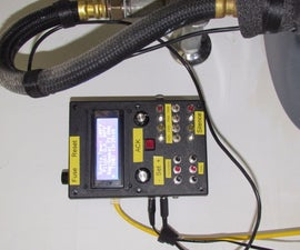Pilot Light and Water Heater Monitor
