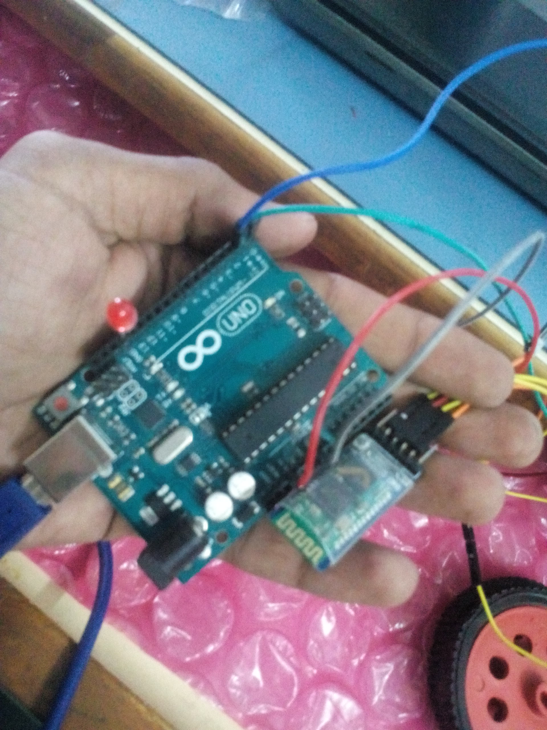 Picture of Arduino Bluetooth Led