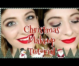 Christmas Makeup Tutorial