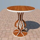 Decorative Caffe Table