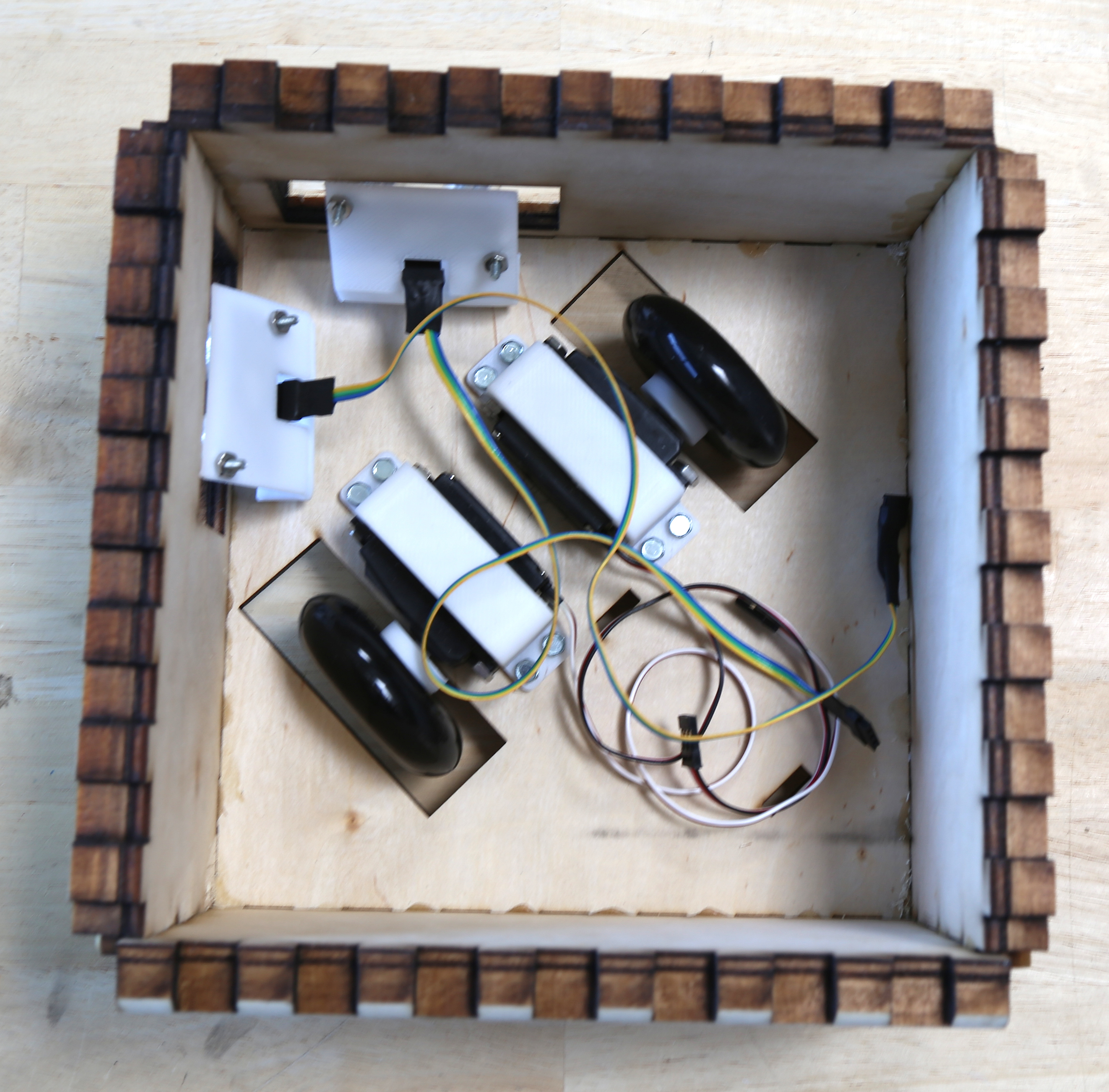 Picture of Add Components Inside Box