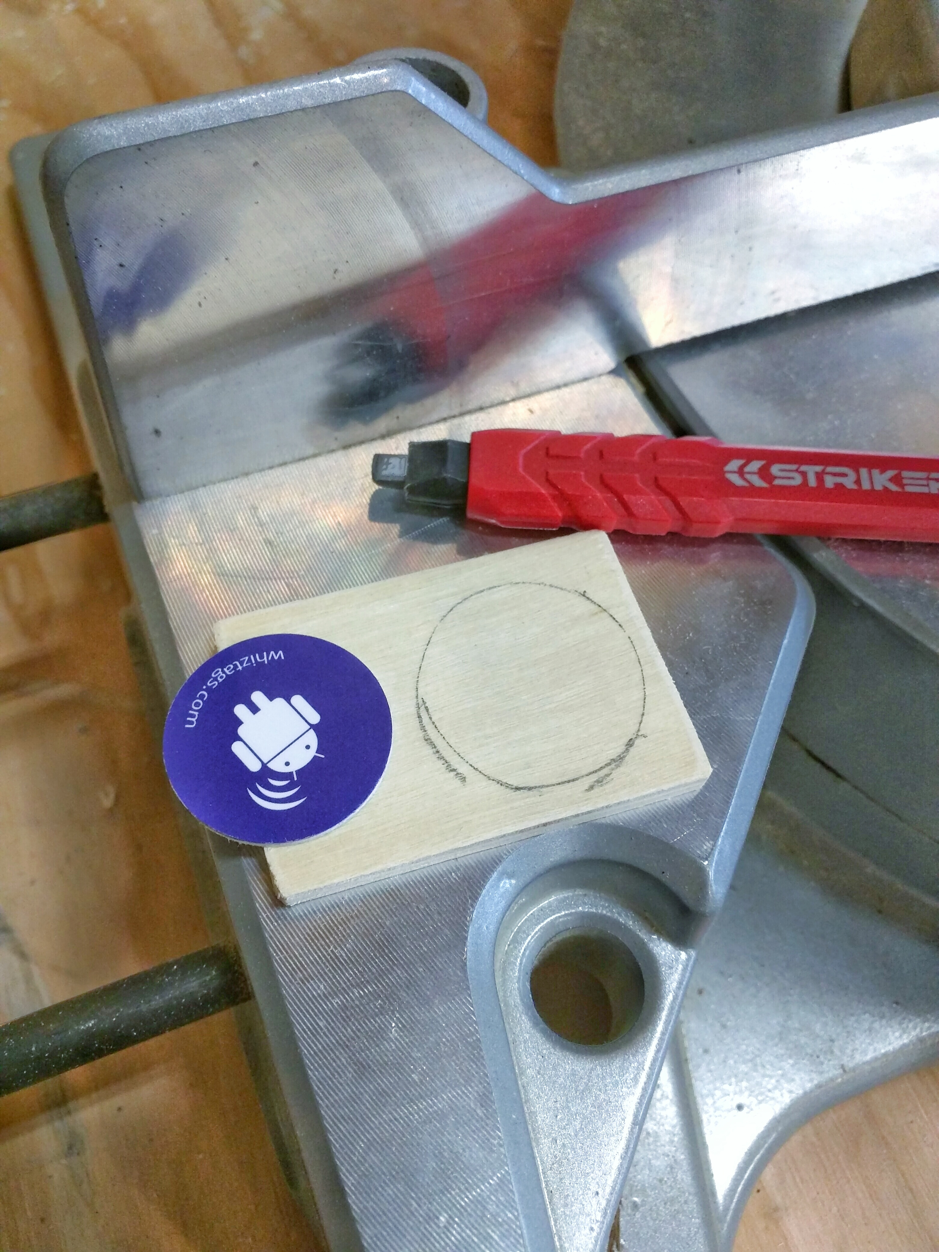 Picture of Tag Assembly