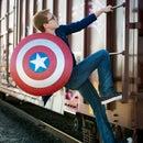Real Captain America Shield
