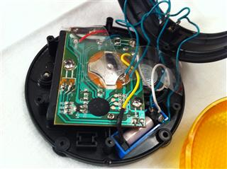 Picture of Button Modifications