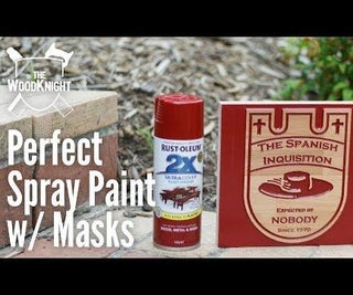 Perfect Detailed Paint With Spray Masks