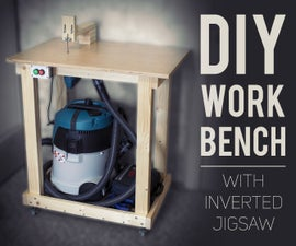 DIY Small/Portable/Convenient Workbench