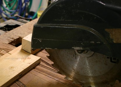 Making the Ribs