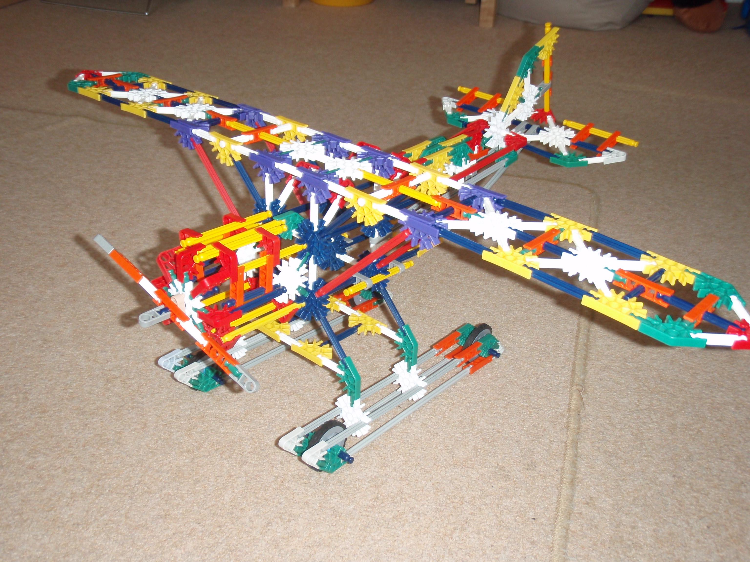 Picture of Knex Seaplane
