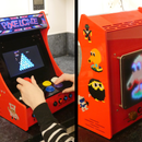 PIXELCADE - Mini Bartop Arcade With Integrated PIXEL LED Display