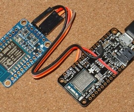 Simple WiFi to BLE (Bluetooth Low Energy) Bridge