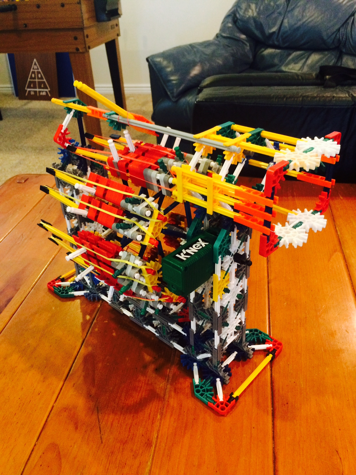 Picture of Knex 16-shot Gat