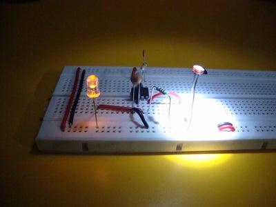 Project 7: Dark Activated LED