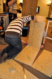Assembling the Panels