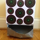 Easy Airsoft Target That Catches The Bullets