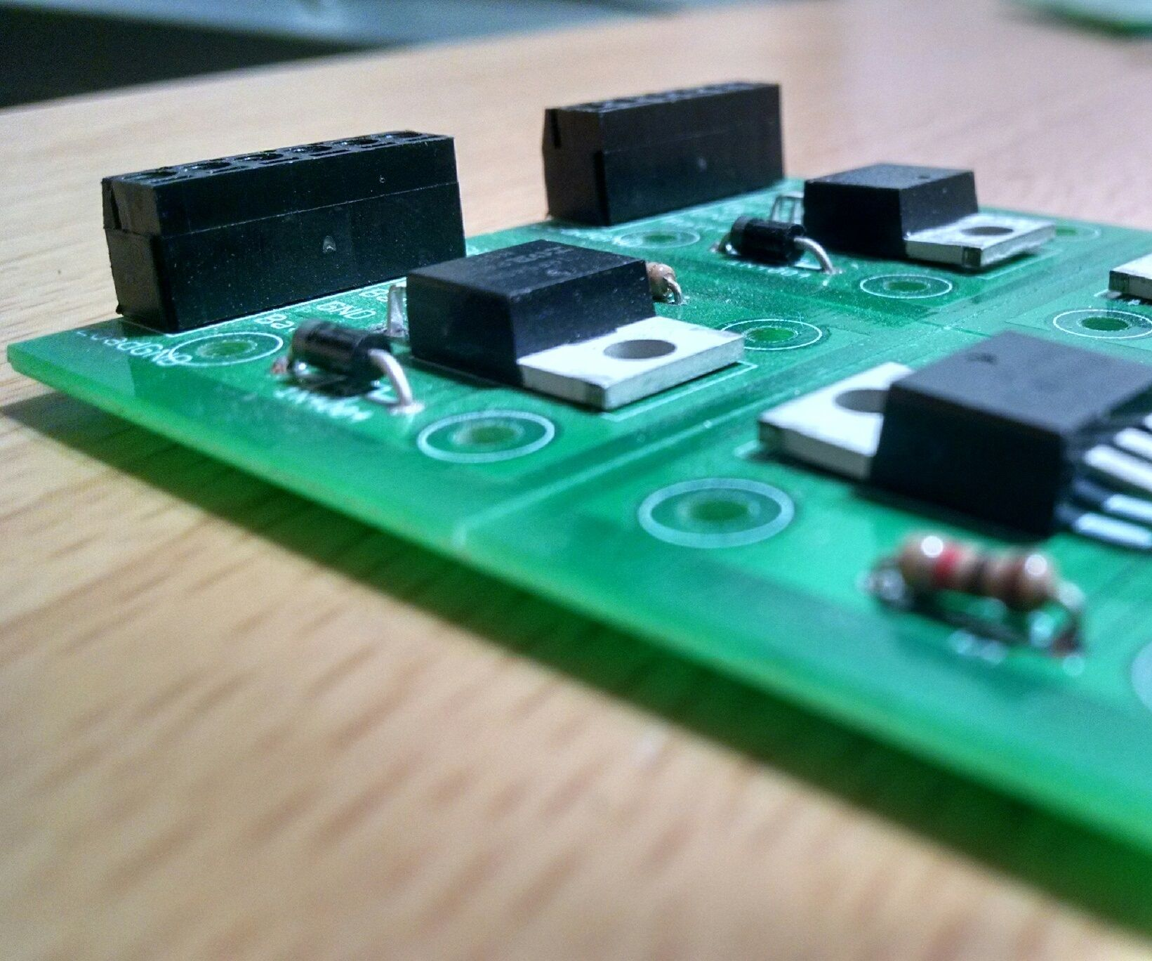 Arduino Microcontroller Mosfet 3 Steps The N Type Irf3205s Can Be Replaced With Different Types Of