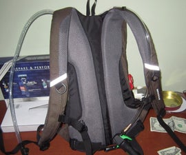 Pressurized Hydration Pack
