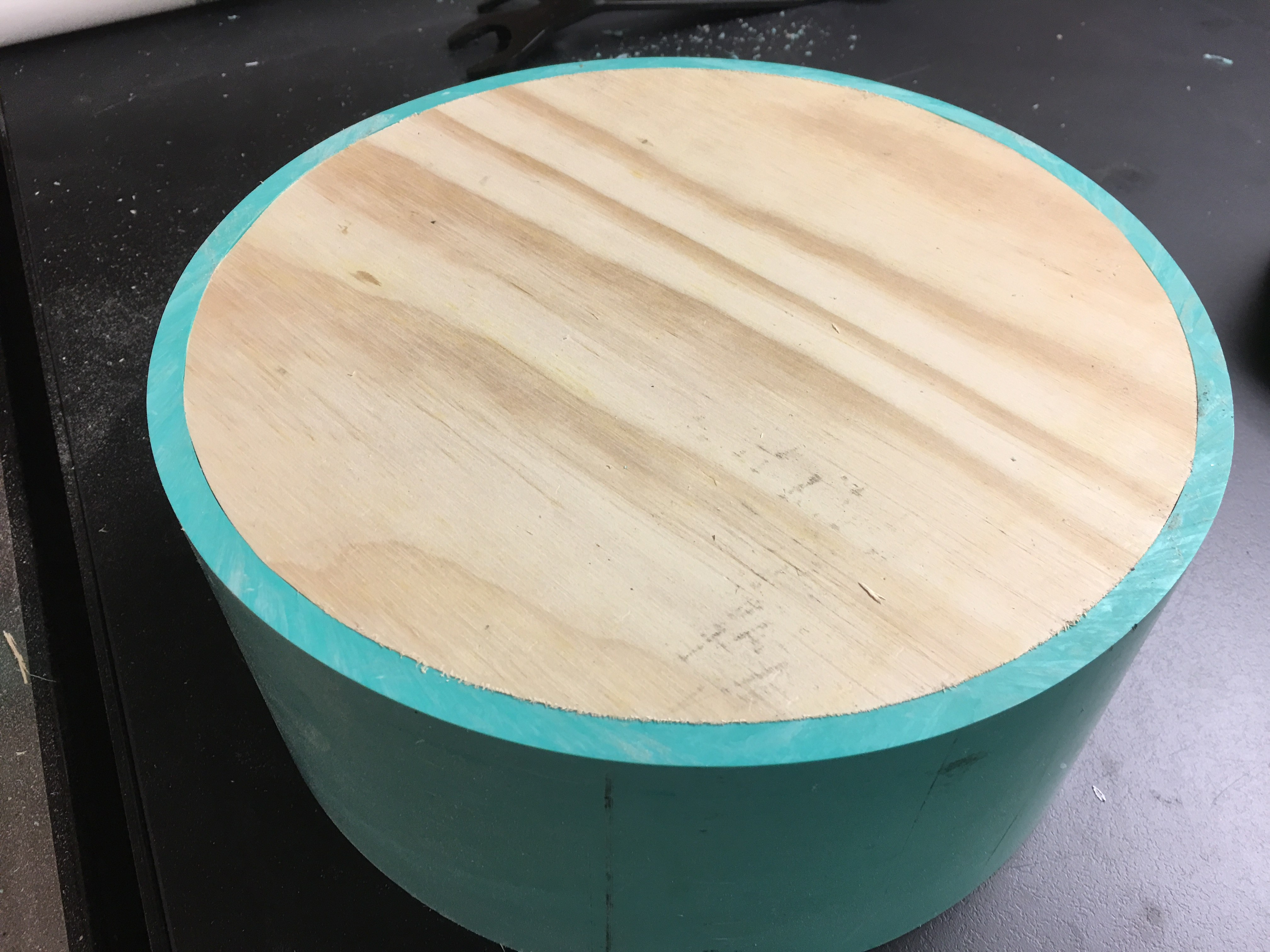 Picture of Cut Your Plywood Base