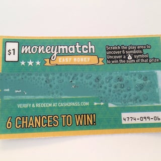 How to Make a Scratch-off Valentine