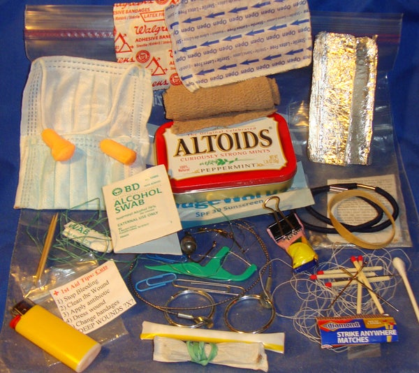 How to Customize Your Altoids Survival Kit