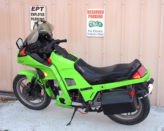 Picture of How to Build a 96-Volt Electric Motorcycle