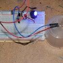 Water Sensor or Alarm Using 2N2222 Transistors
