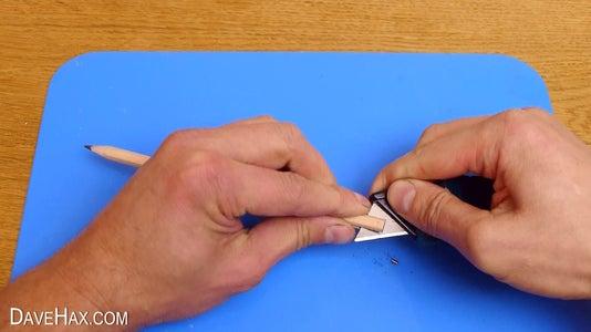 Remove the Pencil Graphite