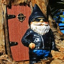 Hobbit / Gnome Hole Door
