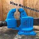 Restoring a Vintage Vise