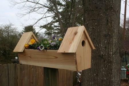 Make a Birdhouse Using CNC