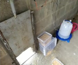 Automatic Chicken House Project