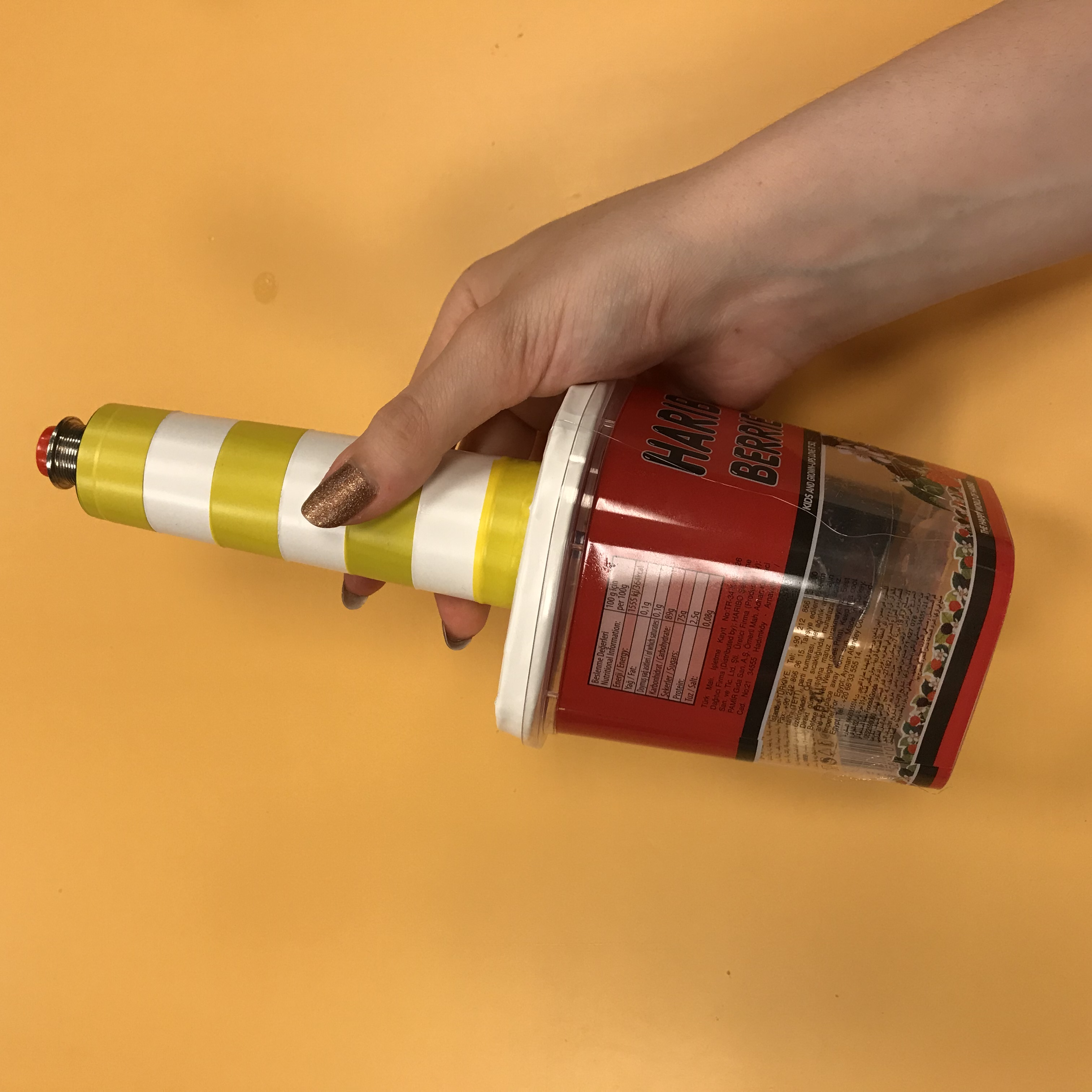 Picture of Let's Make a Mini Mixer With Recyclable Materials