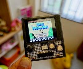 ESP32 Handheld Game Console