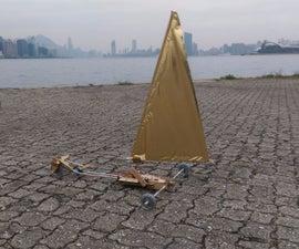 Protei Land Yacht