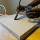 "How to Prepare Rabbit Skin Glue for ""sizing"" a Canvas"