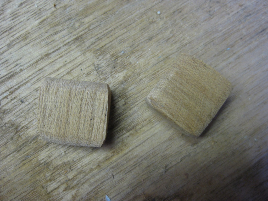 Picture of Step 1: Cutting the Wood.