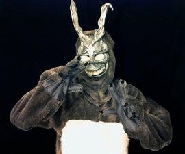 Make a Frank Costume from Donnie Darko
