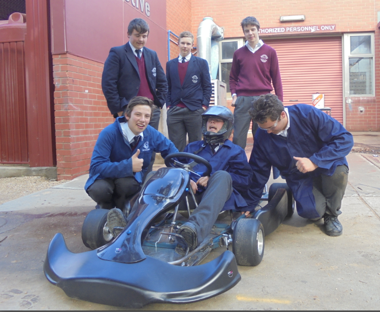 Picture of Year 10 Class 2015