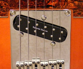 Replacing the Pickups in Your Guitar